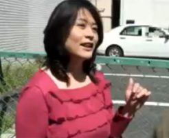 【ナンパ熟女動画】買い物帰りのおデブなGカップ巨乳主婦を捕獲…閉経したおまんこに中出ししったwww