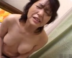 【近親相姦高齢熟女動画】還暦過ぎた六十路の巨乳お母さんが息子と禁断SEXして快楽に悶え狂う!