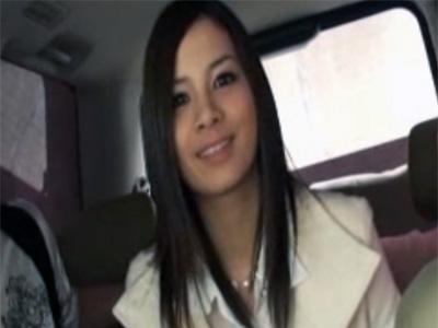 【ナンパ若妻動画】街中で25歳素人ハーフ系美人妻を捕獲⇒ホテルに連れ込み激しくハメ倒す!