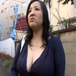 【三十路熟女動画】欲求不満な素人おデブ爆乳美人妻が刺激を求めてAV出演⇒不貞セックスでヨガリ狂う!