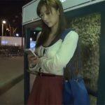 【不倫熟女動画】40代素人の細身セレブ美人妻が愛人と待ち合わせてラブホで激しい浮気セックス!