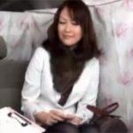 【ナンパ熟女動画】街中で四十路スレンダー美人妻を捕まえ謝礼でSEX交渉⇒ラブホで勝手に中出しwww