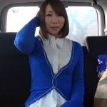 【ナンパ若妻動画】団地に住んでる20代素人のパイパン巨乳妻を捕獲⇒車内で電マ責めしてホテルで中出しSEX!