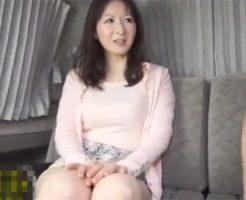 【ナンパ熟女動画】「イヤらしい体でごめんなさい…」性欲旺盛な40代素人巨乳妻が他人棒でイキまくる!