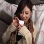 【ナンパ熟女動画】三十路素人セレブ美人妻をアンケートと偽り捕獲⇒エッチ交渉して中出しSEXをガチ撮影!