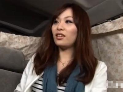 【ナンパ若妻動画】街中で声を掛けた二十路素人の美人新妻を謝礼で釣ってラブホに誘い生ハメ生中出し!