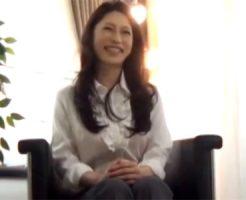 【四十路熟女動画】バツイチの素人アラフォー巨乳美熟女がAV応募⇒3年ぶりSEXで激しくイキ狂う!