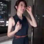 【不倫熟女動画】旦那とはご無沙汰な30代素人の細身パイパン美人妻が他人棒で生中出し!