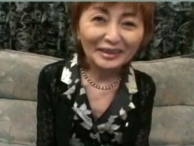 【五十路熟女動画】妖艶な50代素人おばあちゃんがAV出演⇒濃厚セックスがエロ過ぎwww