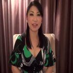 【五十路熟女動画】バツイチの素人巨乳美魔女が自らAV応募⇒久々の中出しSEXに狂乱しまくる!