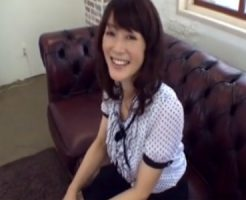 【三十路熟女動画】セックスレスの38歳素人スケベ人妻がAV出演⇒6年ぶりのSEXで我を忘れてマジイキ!