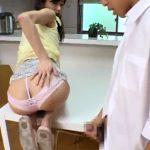【四十路熟女動画】スリム変態おばさんがパンチラで息子の友人を誘惑…チンポを味わいイキ狂う!