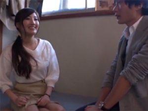【榎本美咲若妻動画】アラサーのFカップ美人妻が素人宅にお邪魔して人生最高にセックスで乱れ狂う!