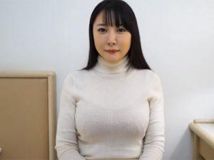 【ナンパ若妻動画】29歳素人の爆乳人妻をアンケートと騙しホテルで悪戯…他人棒で生ハメ膣内射精!