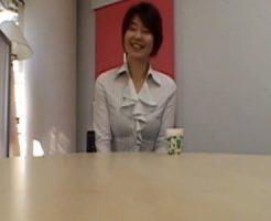【四十路熟女動画】バツイチの犯され願望のある垂れ乳美熟女がAV初撮り…オナニー&セックスでヨガる!
