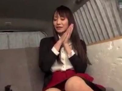 【三十路熟女動画】訳アリのスレンダー美人妻がAV応募…久々の快感に潮吹き中出しセックス!