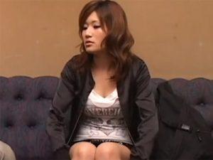 【素人若妻動画】巨乳ギャル妻が風俗面接で鬼畜店長に実技試験と称して本番行為を強要され絶望!
