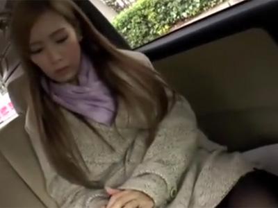 【ナンパ若妻動画】高貴で清楚な完全美人妻を口説いて極上ボディを愛撫して中出しSEX!