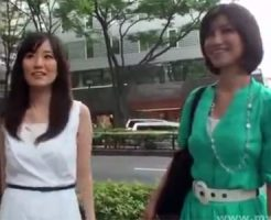 【三十路熟女動画】美人女医とナースが二人で撮影に参加して3Pセックスで盛り上がる!